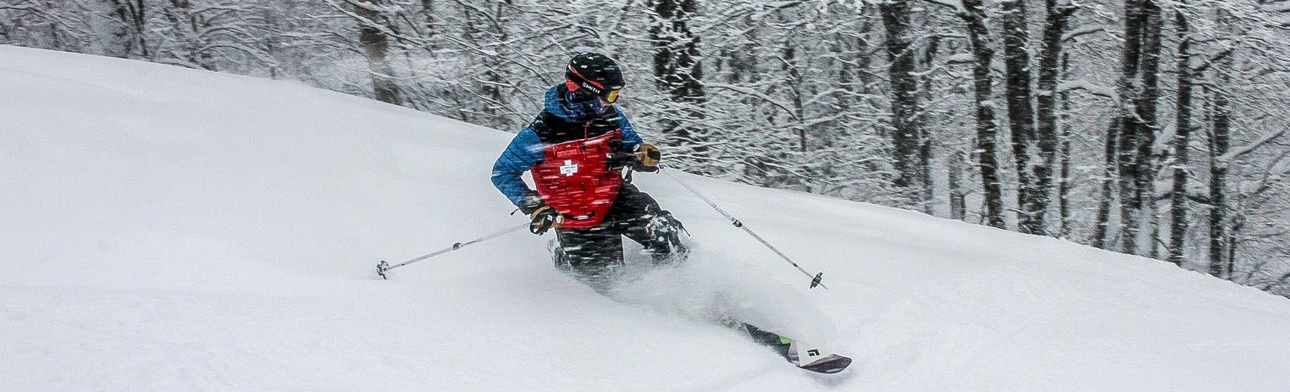 OET at Spring Mountain Ski Patrol